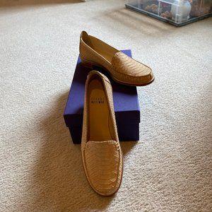 Stuart Weitzman slip on shoes